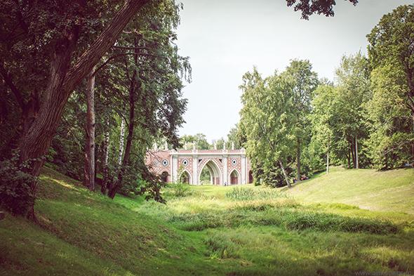 Музей парк Царицыно, museum park Tsaritsyno