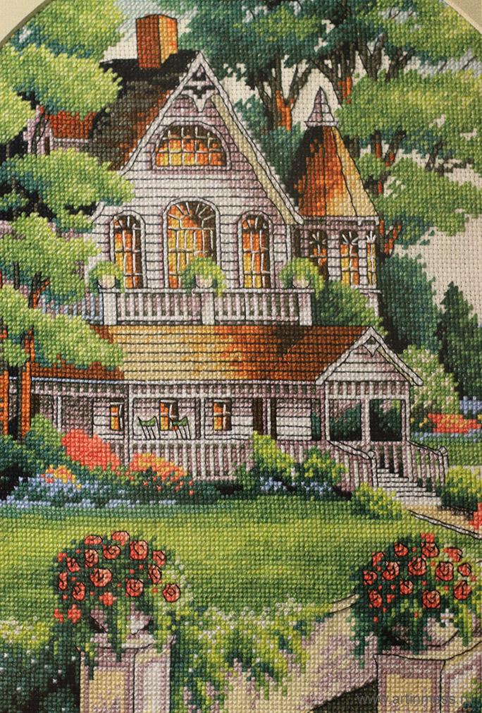 Мой дом в викторианском стиле / My lovely victorian house Dimensions