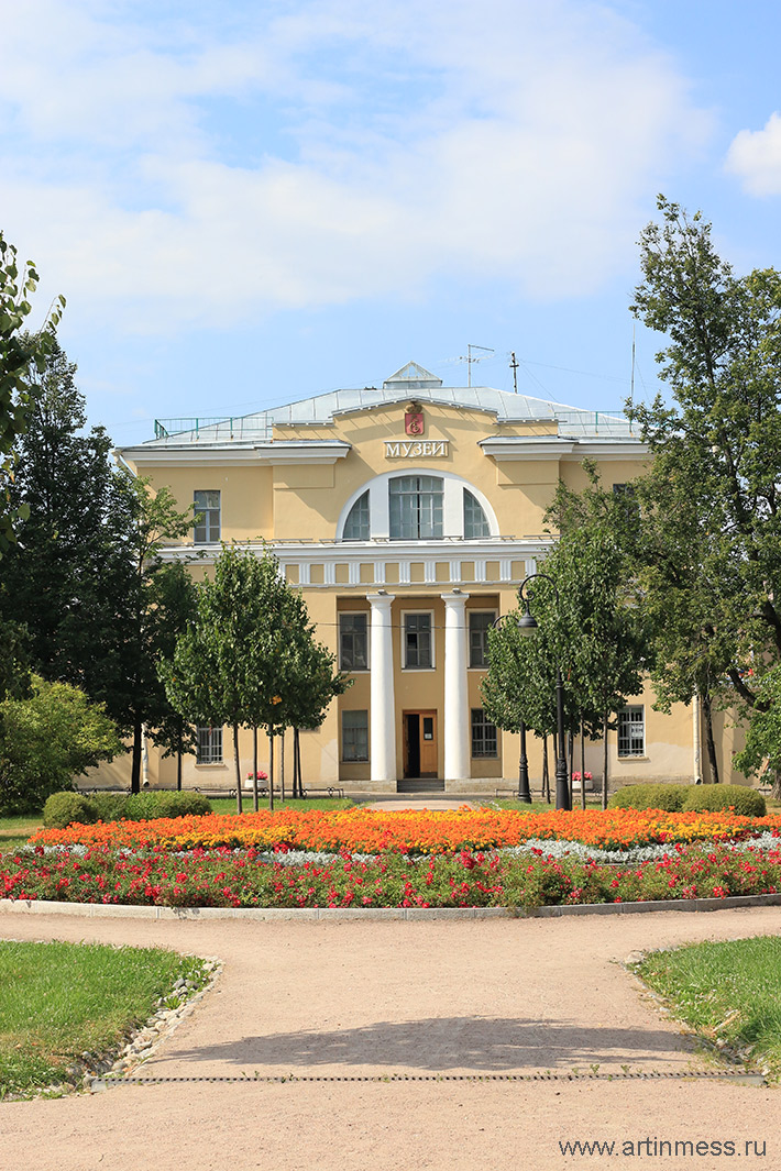Architecture Pushkin town Архитектура города Пушкин