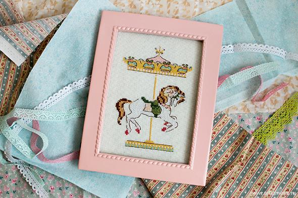 le carousel helene le berre esprit romantique