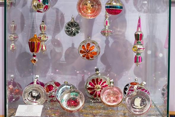 Музей елочных игрушек / The museum of Christmas Tree Toys
