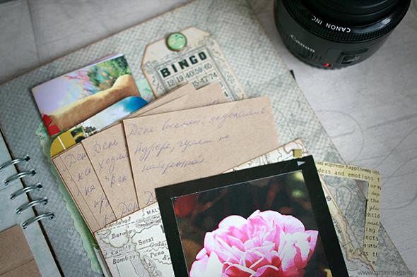 scrapbooking, скрапбукинг, travel, путешествия, Травелбук, Travelbook, своими руками, handmade, mr.painter, романтика путешествий, K&Company