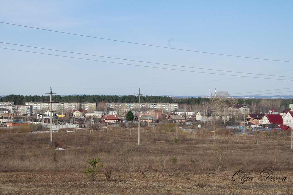 Поселок Оверята, Пермский край, Perm Krai Overyata